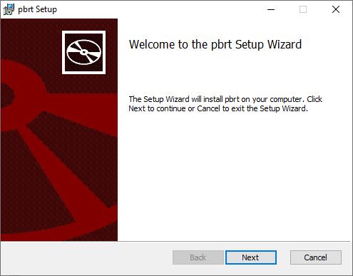 Setup Wizard